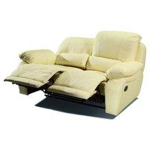 Кожаный диван реклайнер двухместный California