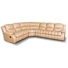 Угловой диван кожаный Arizona