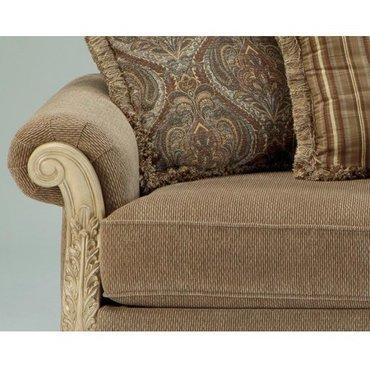 Комплект мягкой мебели Parkington Bay-Platinum 16202-35-38