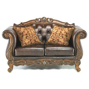 Комплект мягкой мебели Weschester-Truffle 22933-38-35