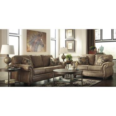Двухместный диван Ashley 3190135 Larkinhurst - Earth