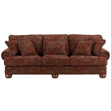 Диван трехместный Burlington-Sienna Sofa 32601-38