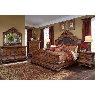 Деревянная кровать TUSCANO MELANGE 34012