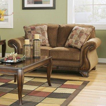 Двухместный диван Ashley 3830035 Montgomery - Mocha