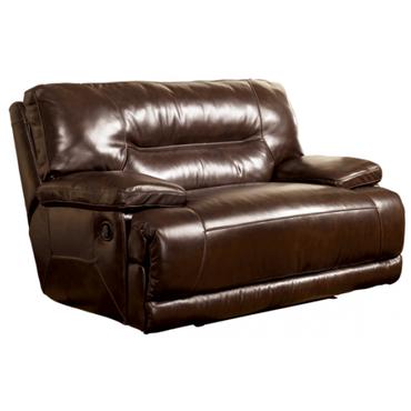 Кресло полуторное с реклайнером Exhilaration-Chocolate 42401-52