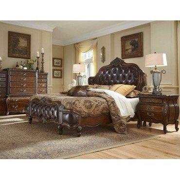 Деревянная кровать LAVELLE MELANGE 54012L