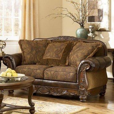 Комплект мягкой мебели Fresco DuraBlend - Antique 63100-35-38