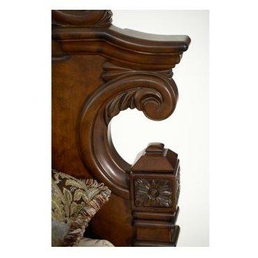Деревянная кровать WINDSOUR COURT 70012