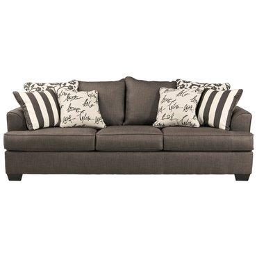 Комплект мягкой мебели Levon-Charcoal