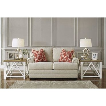 Двухместный диван Ashley 7990435 Sansemion