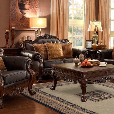 Комплект мягкой мебели 9038