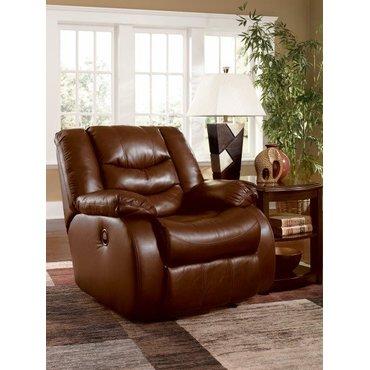 Кресло с реклайнером Revolution - Burgundy 91401-27