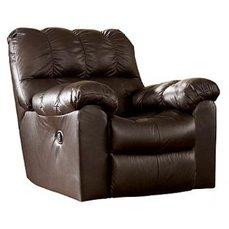 Кресло - качалка с реклайнером (вращающееся) Max - Chocolate 96501-28