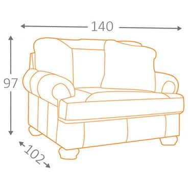 Кресло Axiom 4200023