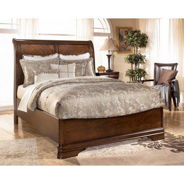 Деревянная кровать King Hamlyn B527-56-58-97