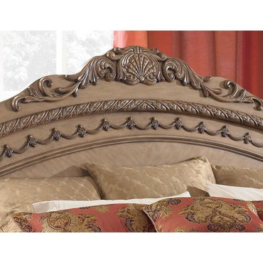 Деревянная кровать Ashey South Coast King B547-76-78-79