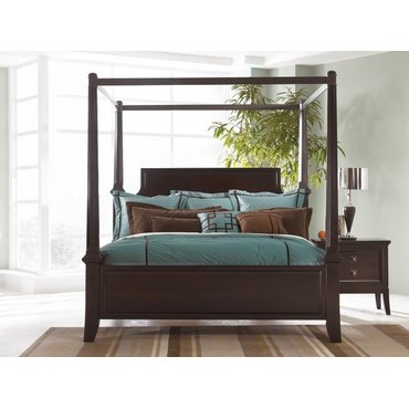 Деревянная кровать King Martini Suite B551-50-62-72-99