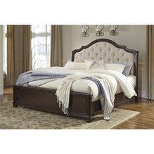 Деревянная кровать Moluxy Ashley B596-56-58-97