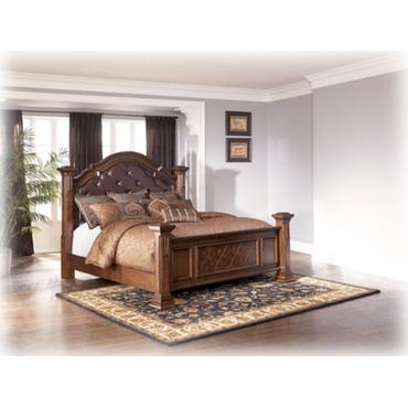 Деревянная кровать Queen Wisteria B602-50-71-98