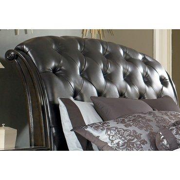 Деревянная кровать Queen Barclay Place B613-74-77-98