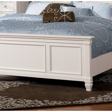 Деревянная кровать Queen Prentice B672-54-57-96