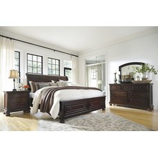 Спальня Ashley Porter B697