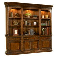 Книжный шкаф BL26-B32-BR26