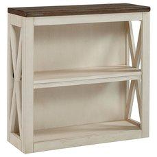 Малый книжный шкаф  H647-16