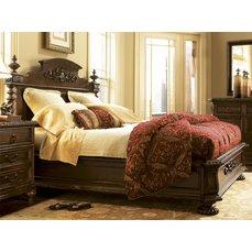 Деревянная кровать Bolero King 016260C