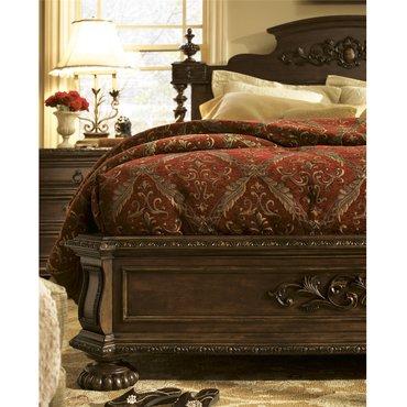 Деревянная кровать Bolero Queen 016250C