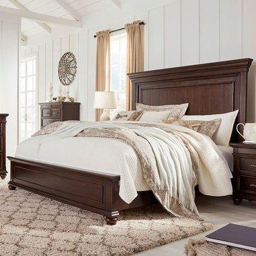 Двуспальная кровать B788-54-57-96