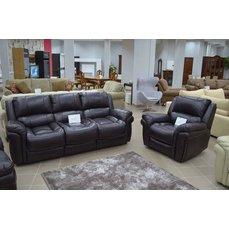Комплект мягкой мебели Arimax Casper темный