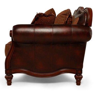 Двухместный диван Claremore - Antique 8430335