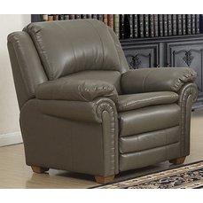 Кресло Arimax Clark серое