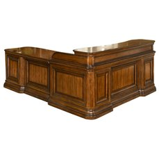 Письменный стол с приставным столиком DR72BT-RD50