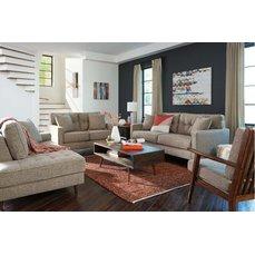 Комплект мягкой мебели 62802