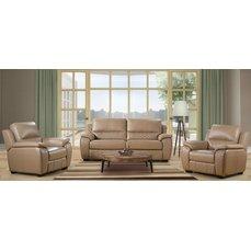 Комплект мягкой мебели Arimax Dakota кремовый