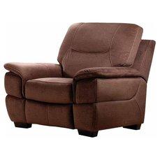 Кресло Arimax Daytona кофейное
