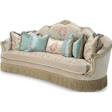 Трехместный диван FS-BFLER16-PEARL-201 Belle Fleur