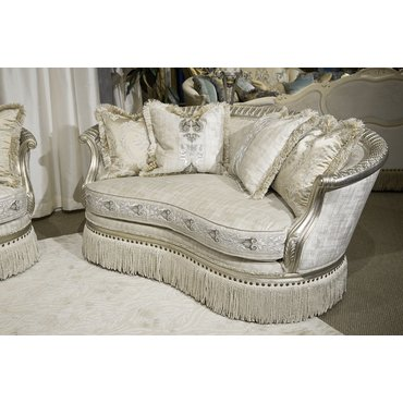 Двухместный диван FS-GSELE25-FRSCO-05 Giselle