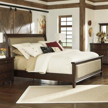 Двуспальная кровать B695-76W1-78W1-96W1-B1000401 KING