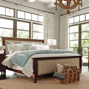 Двуспальная кровать B695-74-77-96W1-B1000200 QUEEN