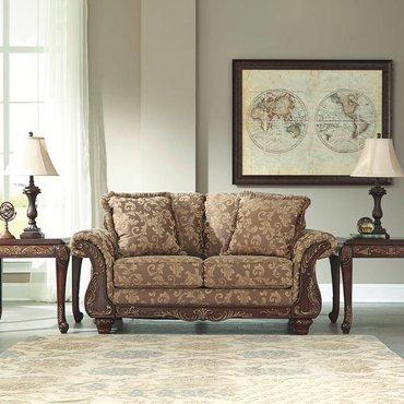 Двухместный диван Irwindale 8840435