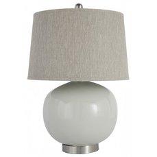 Настольная лампа с абажуром Savita L235404
