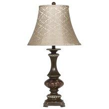 Настольная лампа с абажуром Rosemary L443784