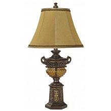 Настольная лампа с абажуром Salvina L507944