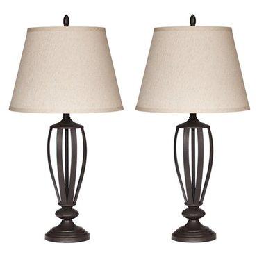 Комплект настольных ламп L201944