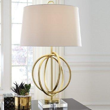 Настольная лампа L207184