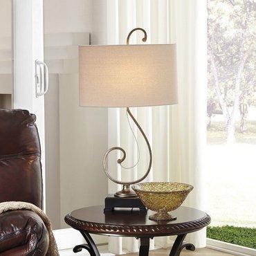 Настольная лампа L208014