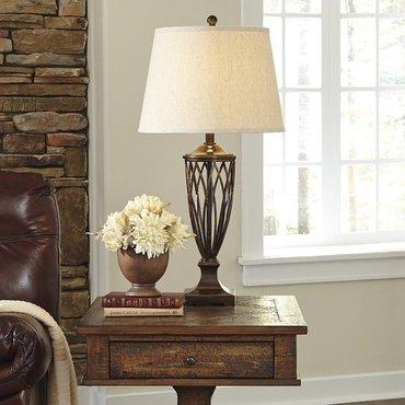 Настольная лампа L208024